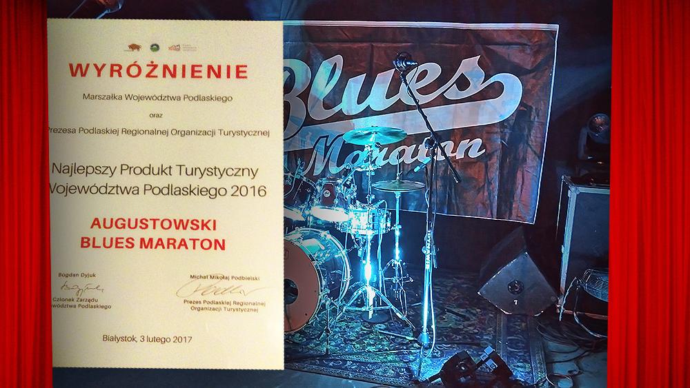 Blues Maraton wyróżniony!
